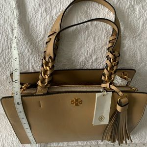 Tory Burch genuine leather purse